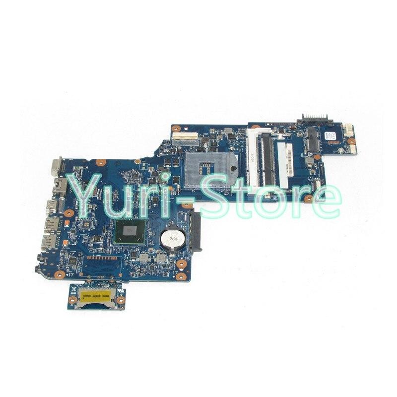 NOKOTION for toshiba satellite C870 L870 Laptop motherboard H000041590 SLJ8E HM76 DDR3 nokotion a000174120 daby3cmb8e0 for toshiba satellite l840 laptop motherboard rev e intel hm70 ddr3 socket pga989