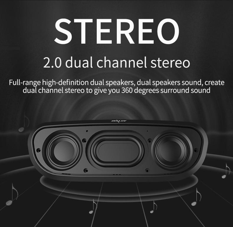 ZEALOT S9 Portable Wireless Bluetooth 4.0 Speaker Support ZEALOT S9 Portable Wireless Bluetooth 4.0 Speaker Support HTB1H2ZPPFXXXXXYXXXXq6xXFXXXU