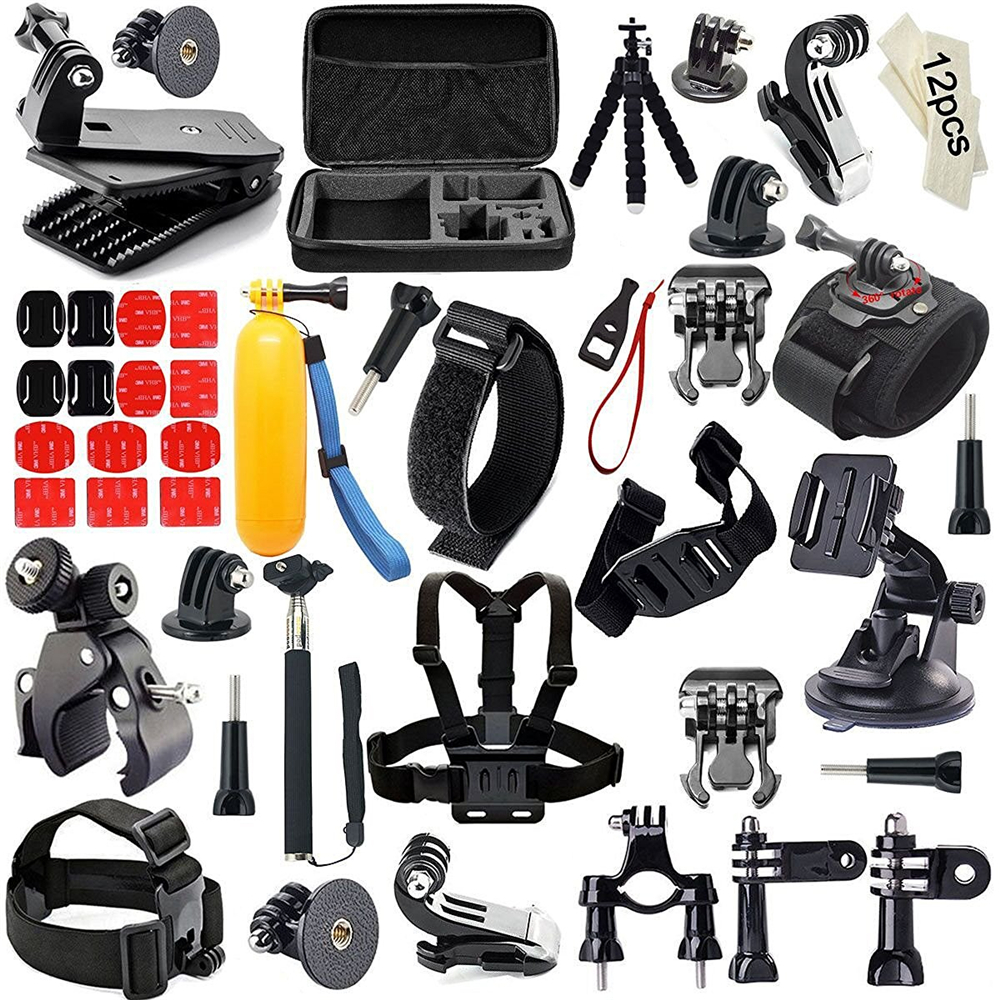 Комплекти за аксесоари за екшън - Камера и снимка - Снимка 1
