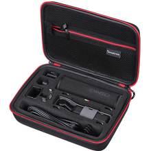 Чехол Smatree для карманной камеры DJI Osmo, сумки, ручные аксессуары Gimbal, подходит для карманного внешнего аккумулятора Osmo