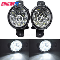 2x Fog Lamp Assembly Super Bright Fog Light For Renault CLIO 2 3 LAGUNA MODUS ESPACE