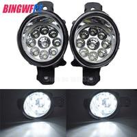 2x Fog Lamp Assembly Super Bright Fog Light For Renault CLIO 2 3 LAGUNA MODUS ESPACE
