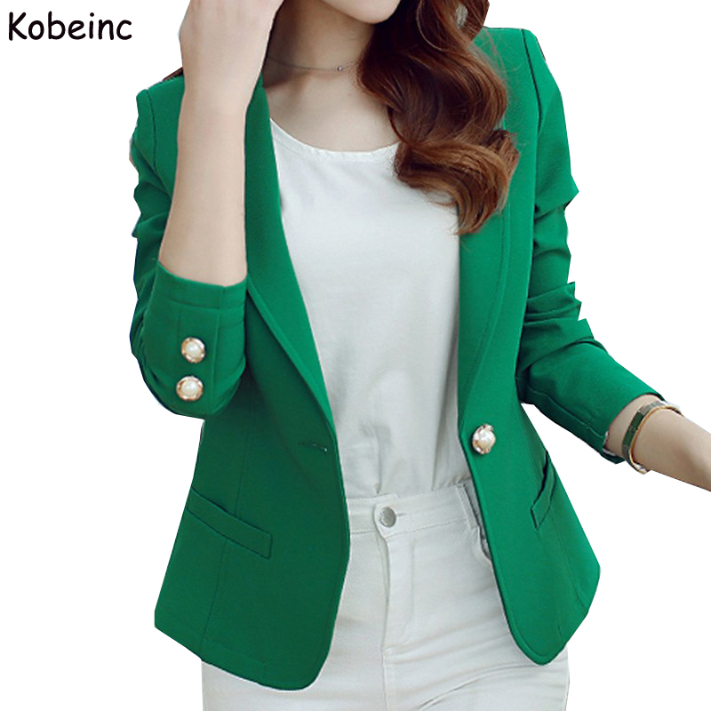 Compare Prices on Ladies Blazer Jacket- Online Shopping/Buy Low ...