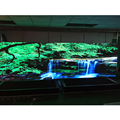 RGB led display 512x512mm die casting aluminum cabinet P4 Indoor full color led screen SMD2121 for led panel rental