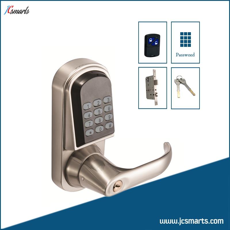 Apartment electric door lock keyless passcode lock with mini size my apartment