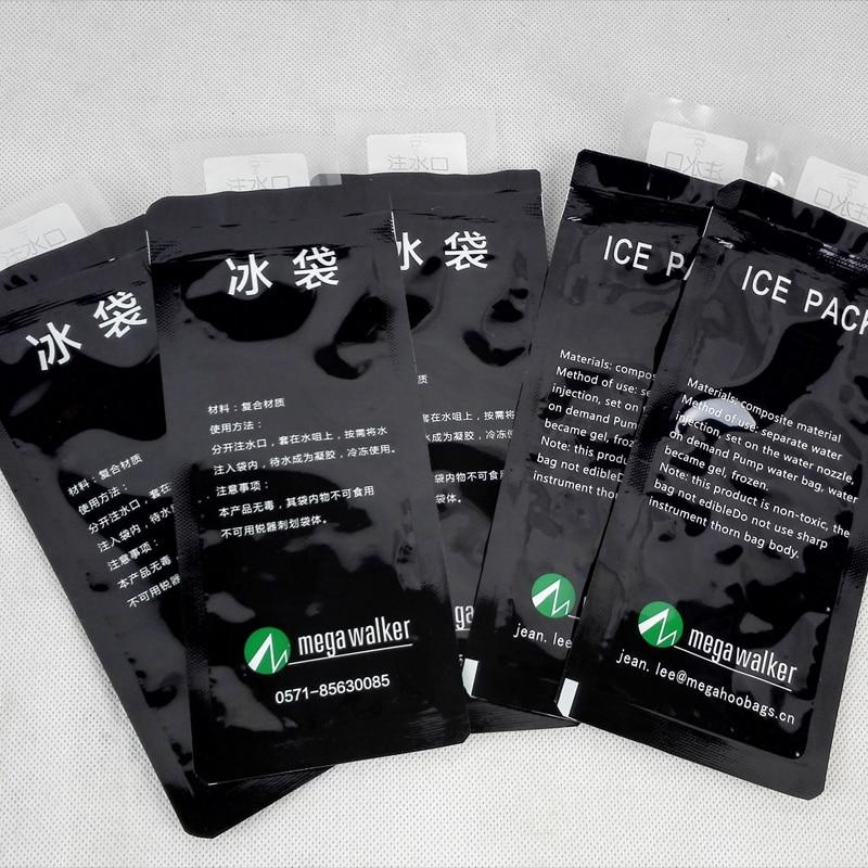 Mega Walker 10pcs/lot Free Shipping High Quality 150ML Gel Ice Pack /Cooler Bag For Food Storage, Picnic, Ice Bag