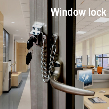 lhx amms85 stainless window sliding door lock for glass door interior design baby care home security