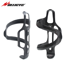 цена на glossy matt full 3k Carbon Water Bottle Holder Cage carbon bottle cage Fiber for Road Mounting Bicycle Bike Cycling  SHJ80-C
