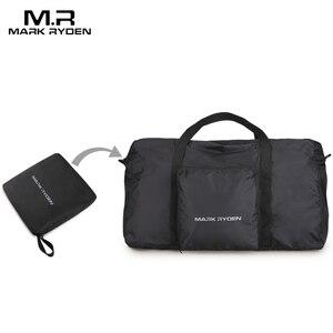 Image 3 - Mark Ryden Fashion WaterProof Travel Bag Large Capacity Bag Men Nylon Folding Bag Unisex Luggage Travel Handbags