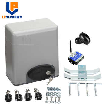 AC220V 600KGS Automatic sliding gates operator/gsm operated sliding gate - DISCOUNT ITEM  10% OFF All Category