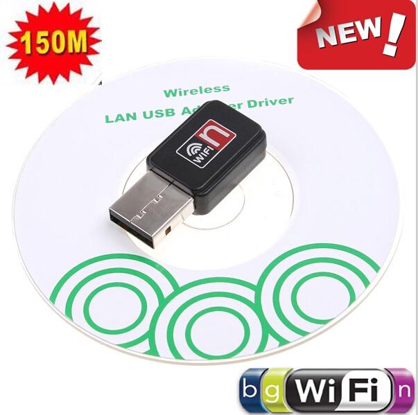 150M 2.4G USB WiFi Wi-Fi Wireless Adapter LAN 802.11 n/g/b Adapter Antenna Network Cards for Laptop Desktop Computer