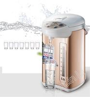 電気ケトル 5L 家庭用加熱と熱 Perservation 水ボイラー自動電源オフ Intellgent 水ケトル HBM-B09