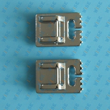2PCS Snap on 5 Groove Pintuck Foot Singer,Janome,Babylock, Brother # 701-5