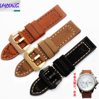 UYOUNG UYONG Watches Banded Cow leather leather strap Universal PAM111 332 Watch chain 24mm