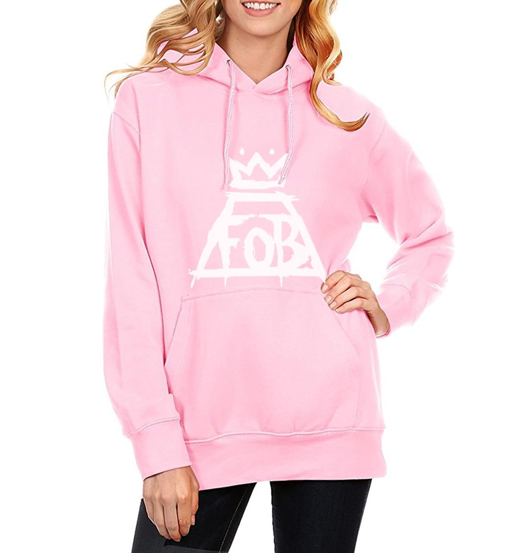 Sweatshirt For Women 2019 New Arrival Fleece Hoodies Spring Winter Sweatshirts Pink Kawaii Crown FOB Female Tracksuit Harajuku