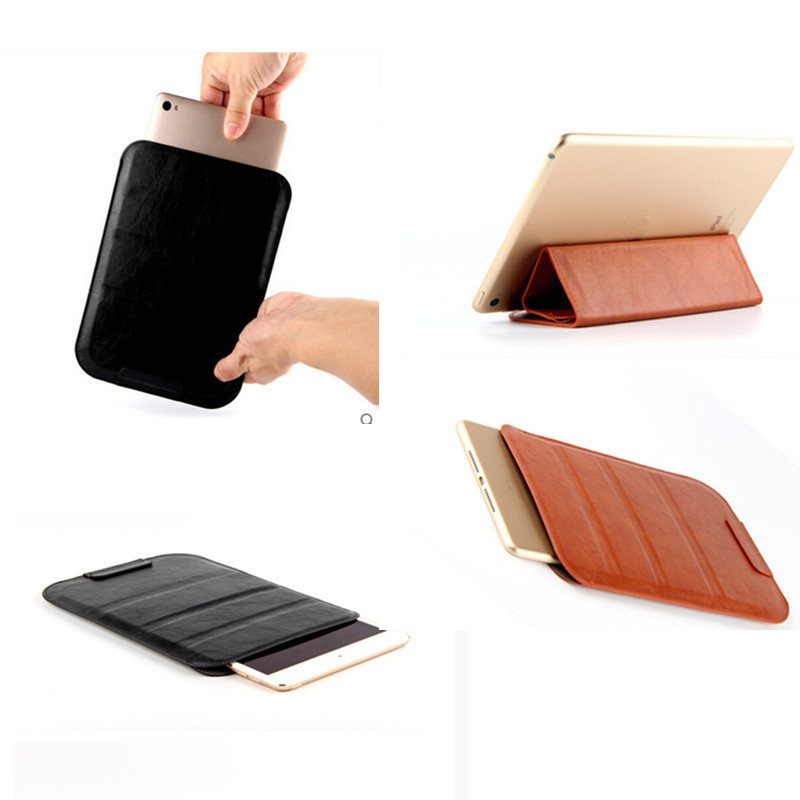 SD For Teclast X98 Air II III / X98 Pro / X98 Plus PU Leather slim sleeve cover for X98 Air 3G P98 3G 4G 9.7'' Tablet pouch Bags for gopro hero 4 gopro hero3 accessories kit xiaomi yi accessories for gopro sjcam xiao yi 4k action cam camera bag bike mount