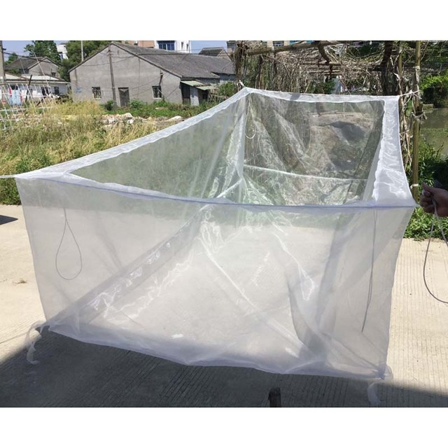 Fish Net Breeding Fence Cage Non-toxic For Preventing Landslides Breeder Shrimp YS-BUY