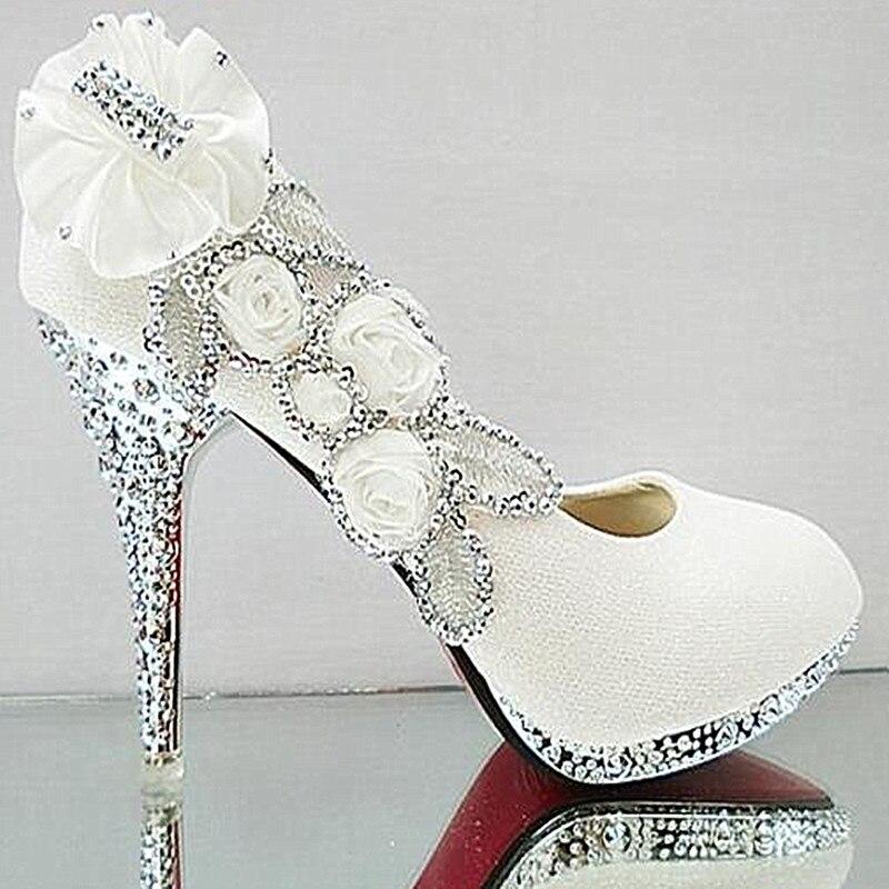 10CM Women Pumps Women Shoes Red Bottom