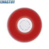 315mhz MHz Wireless Flash Siren Alarm Siren Horn Red Light Strobe Siren For C2B C3B Home