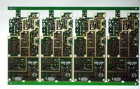 Rohs PCB 4 Layer 6 Layer 8 Layer High Frequency Board ENIG Multilayer PCB Manufacturing Purchasing