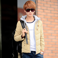 2015 New Brand Winter Jacket Men Parkas Warm Jacket Casual Parka Men Cotton Padded Jacket Casual Coat Men Asian 3XL