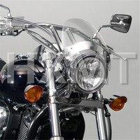 For Yamaha Vmax V Max 1200 VMX1200 XVS1300C Stryker XVS950C Bolt R Spec New bike motorcycle motorbike Windshield Windscreen