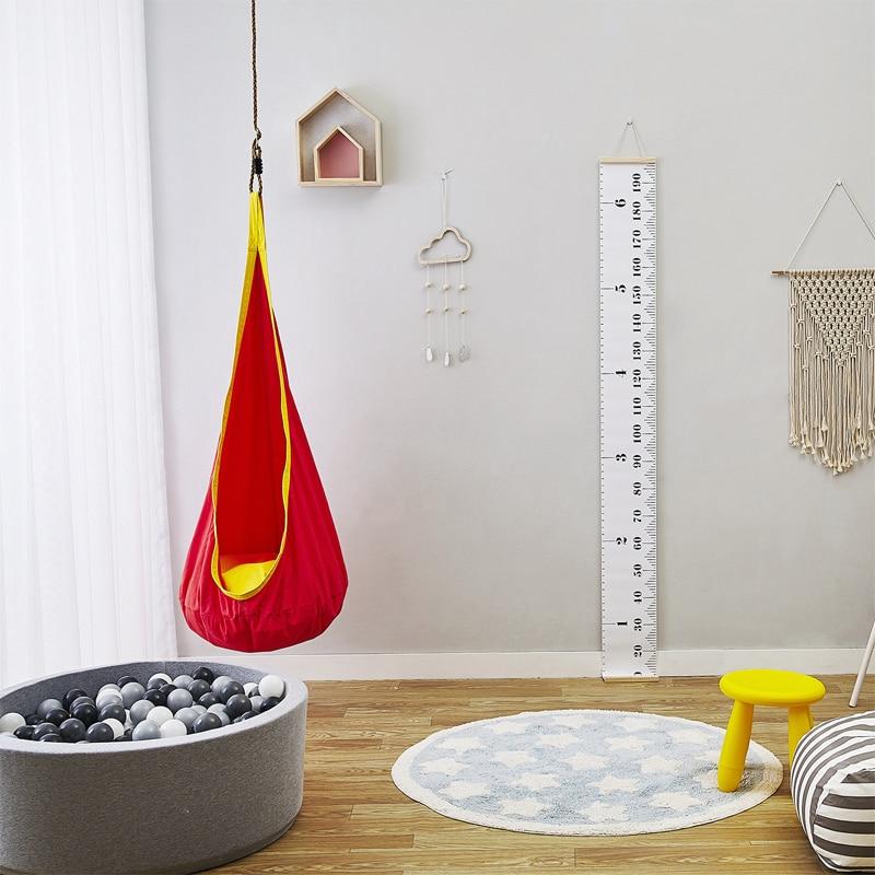 1 Pc bébé hamac balançoire gonflable intérieur/extérieur chaise suspendue avec coussin gonflable intérieur paresseux balançoire chaise