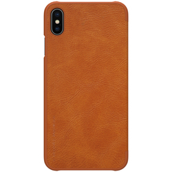 For Iphone XR Case Iphone XS Max case Luxury Business Flip PU Leather Case NILLKIN Back Cover Wallet Cases Card Slot Phone bags 5