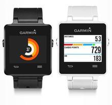 Golf reloj del perseguidor del GPS garmin vivoactive exterior deportes correr montar natación de distribución sin hilos 5ATM reloj pulsómetro
