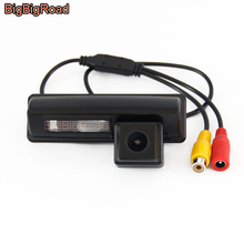 BigBigRoad For Toyota Aurion / Camry XV40 2006 2007 2008 2009 2010 2011 Car Rear View Parking CCD Backup Camera Night Vision bigbigroad car rear view camera for toyota previa estima night vision ccd parking backup camera waterproof