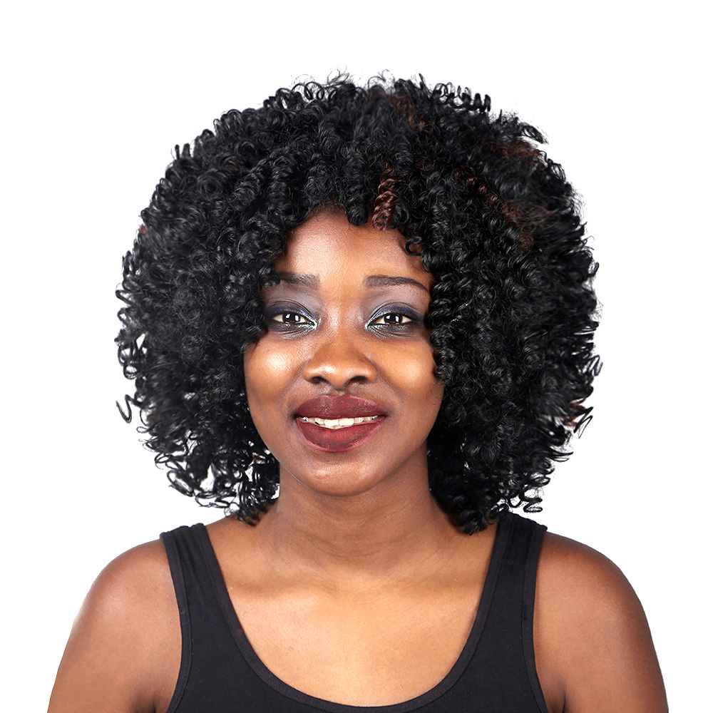 Popular Short Afro HairstylesBuy Cheap Short Afro Hairstyles lots from China Short Afro