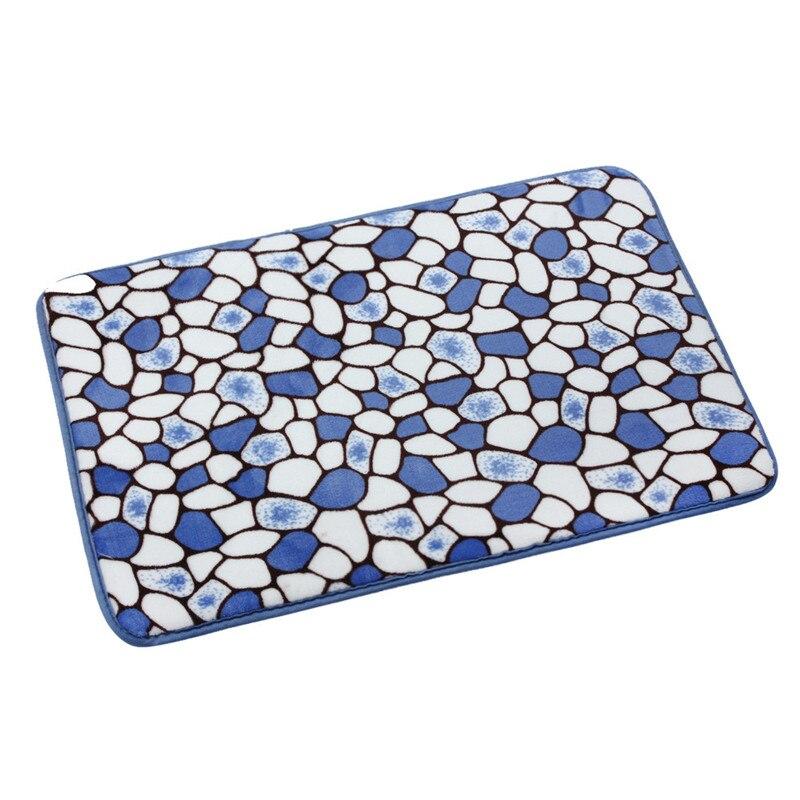 100% Brand New And High Quality Memory Foam Mat Bath Rug Shower Non Slip