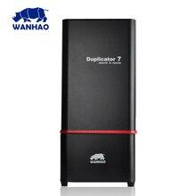 2018 Лидер продаж wanhao новая версия УФ смолы DLP SLA 3D принтер D7 V1.5 с 250 мл смолы для Бесплатная высокого качества и доступная цена