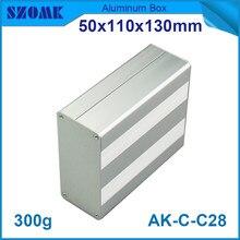 Aluminum Housing Junction Estuche Herramientas Electronica Amplifier Chassis Diy enclosure