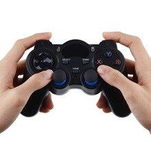 Universal 2.4G Sin Hilos Del Juego Gamepad Joystick para Android TV Box Tablet PC Controlador de Juego XD D3475A GPD