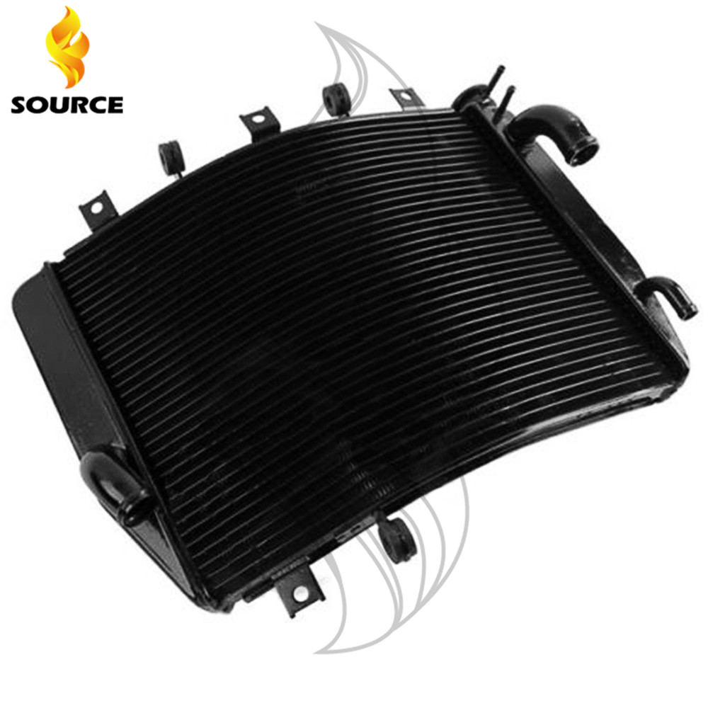 Motorcycle accessories oil cooler radiator guard grille cover protecter for kawasaki ninja zx6r zx636