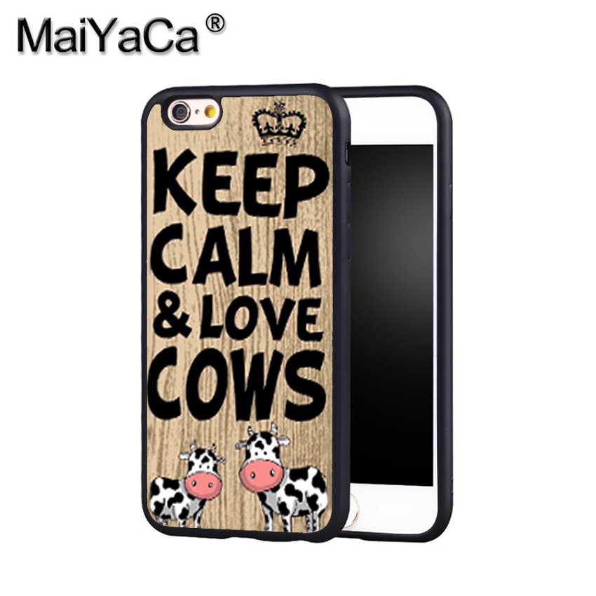 MaiYaCa Keep calm & play squash ball racket quote Phone Case Cover For Iphone X 8 6 6S Plus 7 7 Plus 5 5S 5C 4S SE Mobie Case