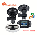 "Novatak 96655 HD 1080P Mini Dash Cam 1.5""LCD Car Camera DVR Video Recorder with Parking Monitor/G-Sensor/Super Night Vision/wifi"