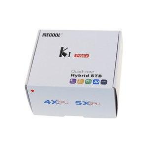 Image 5 - MECOOL KI プロアンドロイド Tv ボックス KI プロ S2 + T2 DVB Amlogic S905D 2 + 16 グラム DVB T2 & s2/DVB T2/DVBS2 セットトップボックス 1 年 Clines ヨーロッパサーバー