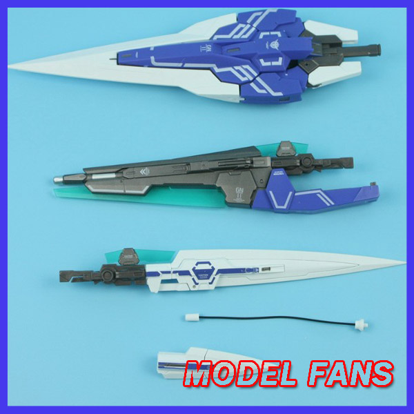 MODEL FANS INSTOCK Metalgearmodels weapon for metal build MB Gundam OO seven sword 7s high quality action figure
