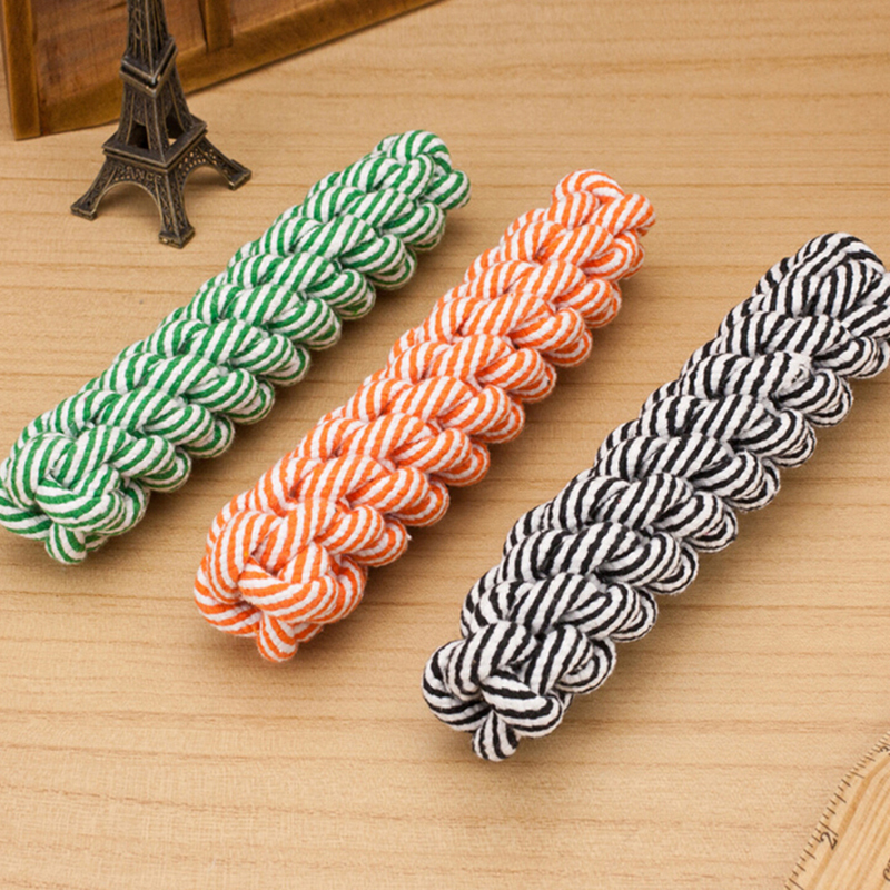 How To Make Cotton Rope Dog Toy