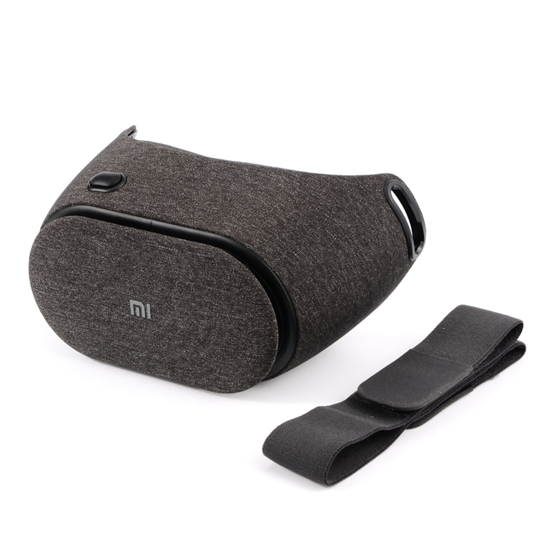 Original Xiaomi V2C VR Box PLAY2 Mi 3D Virtual Reality Glasses Play 2 Google Cardboard Millet VR Glasses For Android IOS Phones (1)