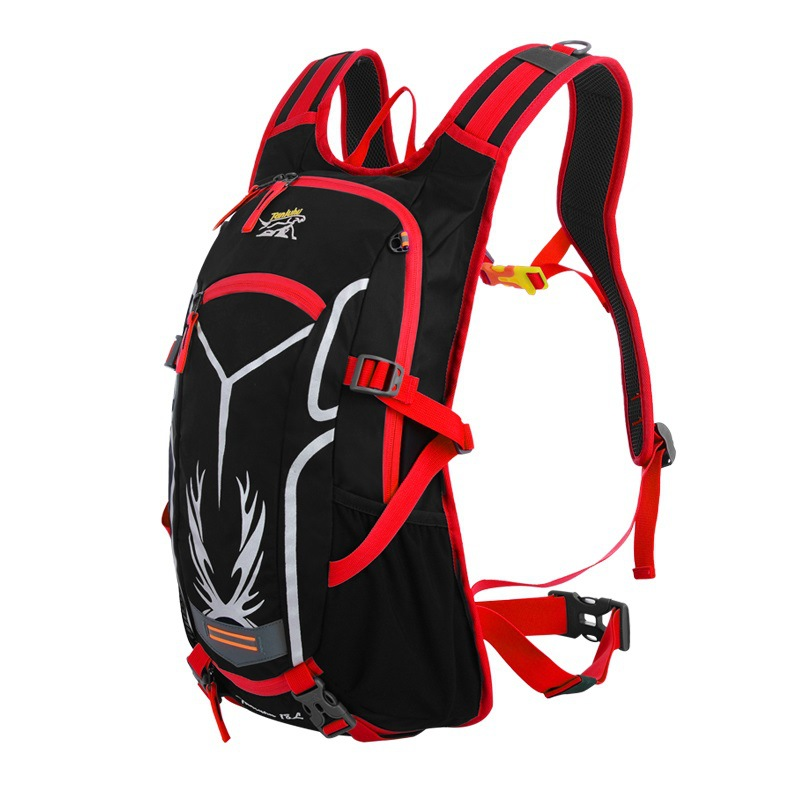18L Cross-border Special Cycling Backpack Female Travel Outdoor Sports Hiking Bag Male Travel Running Shoulder Water Bag A4446