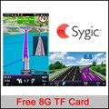 8 GB TF/Cartão SD carro dvd GPS NOVO MAPS para android/ios sistema operacional com a América Do Norte/toda a Europa/Austrália/Nova Zelândia mapas Do gps Do Carro