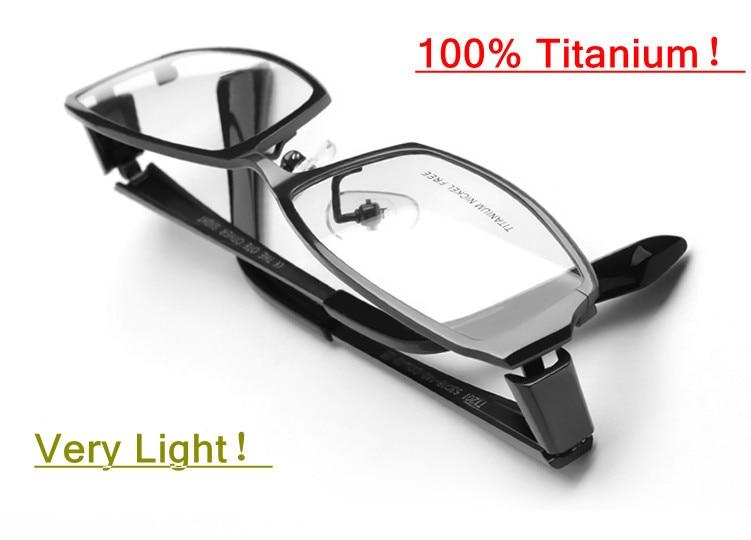 MEN TITANEYEGLASSES 100% TITANEYEGLASS FRAMES OPTICAL BRILLEN - Bekleidungszubehör - Foto 1