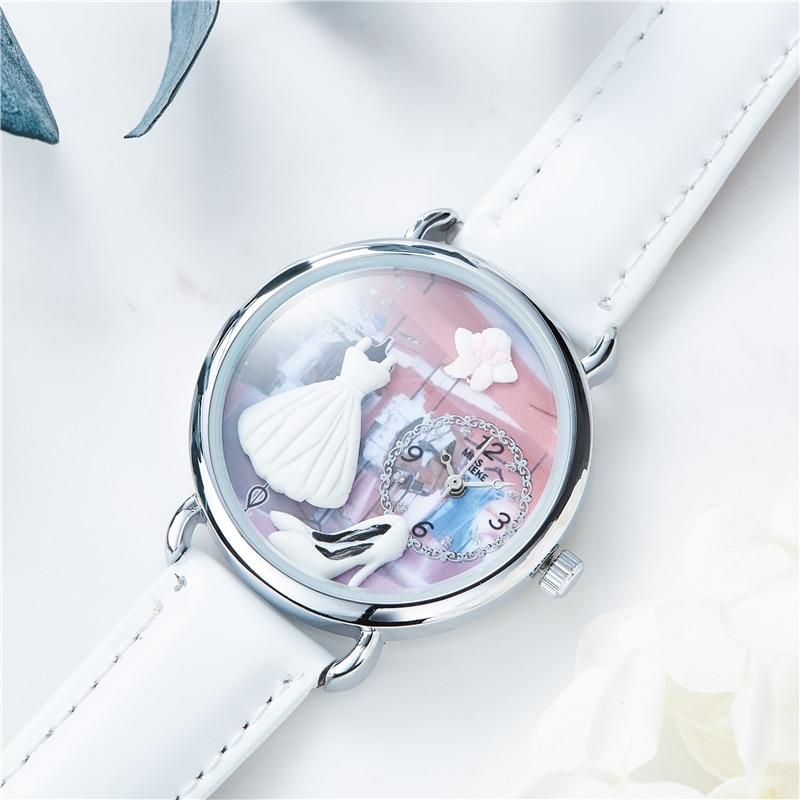 Μις Keke 2018 Νέο σχέδιο Clay Χαριτωμένο - Παιδικά ρολόγια - Φωτογραφία 5