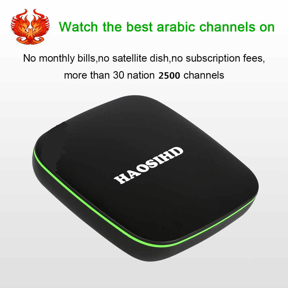 Best TV Box Arabic IPTV Special for Arabic Europe Live IPTV USA UK France  Norway Channels NO Monthly Fees Delivery Forever