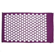 Yoga Mat Massager Massage cushion Acupressure Mat Relieve Stress Pain Acupuncture Spike Yoga Mat pin pad/yoga mat