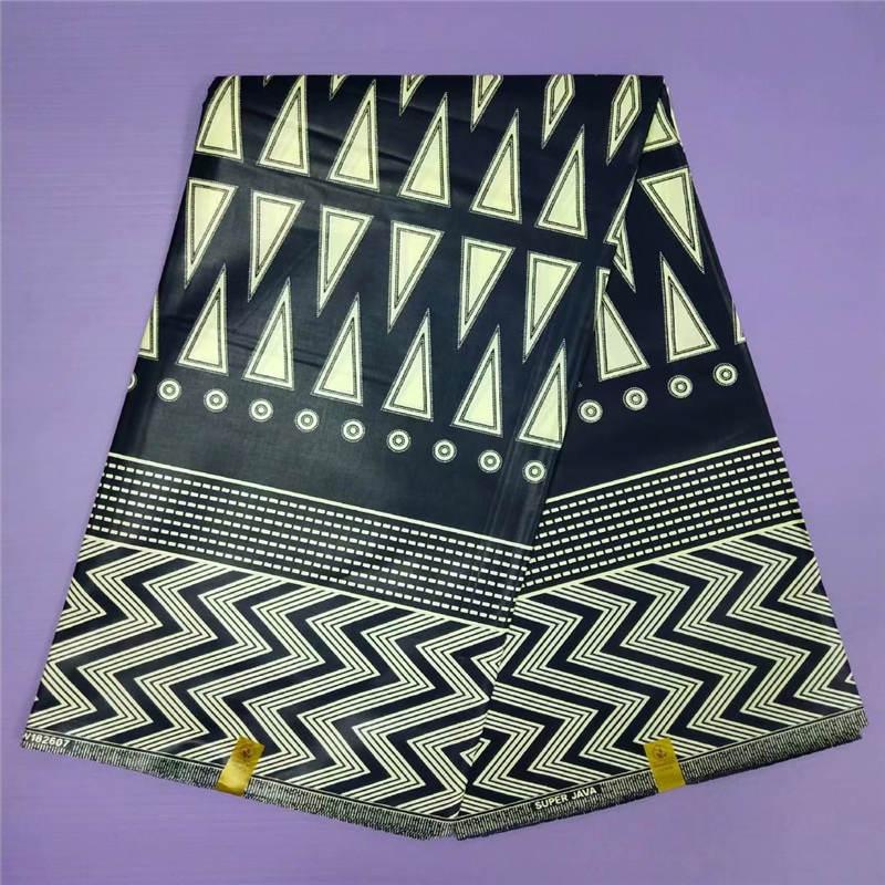 DF!Ghana Kente Wax Fabric Veritable Wax African Kente Prints Real Java Wax Fabric for Cloth in 6 yards ! J121785DF!Ghana Kente Wax Fabric Veritable Wax African Kente Prints Real Java Wax Fabric for Cloth in 6 yards ! J121785