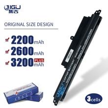 JIGU 3 CELLE A31LM2H A31LM9H A31LMH2 A31N1302 A3INI302 Batteria Del Computer Portatile Per Asus Per VivoBook F200CA F200M FX200CA X200CA